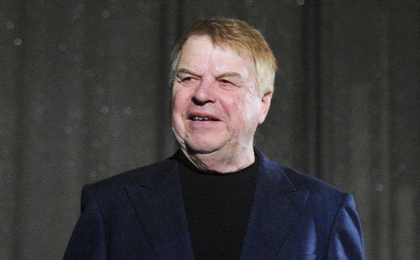 Известный советский и российский актер Михаил Кокшенов, 83 года