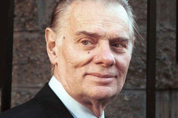 Народный артист СССР Владимир Андреев, 90 лет