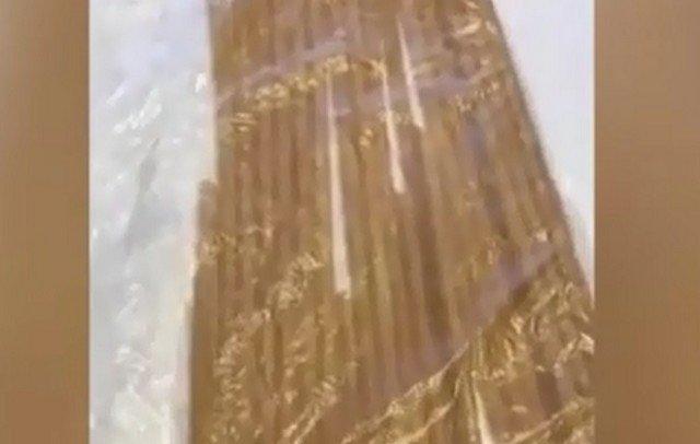 В Ленинградской области пенсионерка вместо свечей из церкви получила макароны