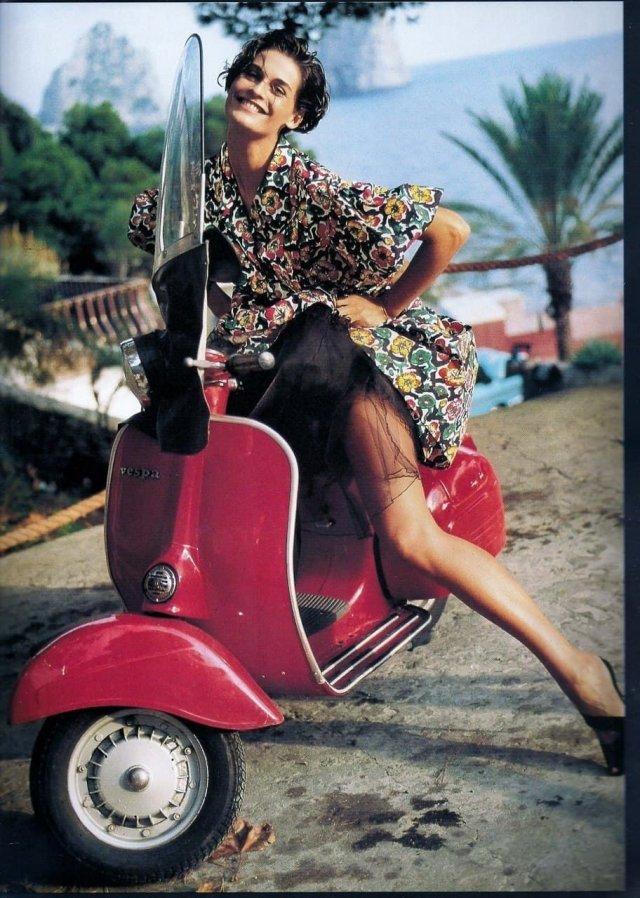 Ванесса Дюв, 1990 г.
