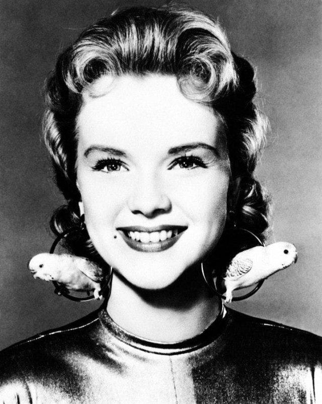 Актриса Энн Фрэнсис, 1956 год.