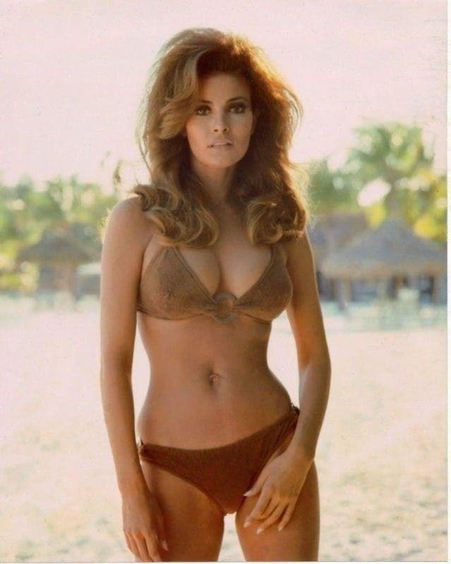 Ракель Уэлч — американская актриса и секс-символ 1970-х годов.