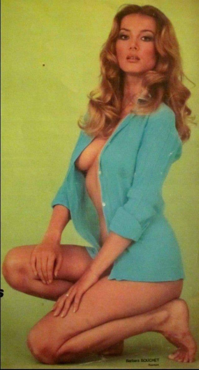 Барбара Буше — итальянская актриса, звезда 60-80-х.