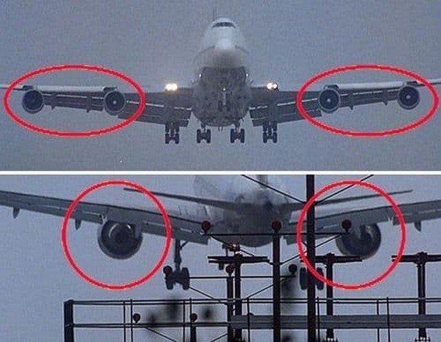 """""""Подозрительные лица"""":  В этом фильме мы видим, что взлетает с аэропорта один самолет, а садиться – совершенно другой. В первом – четыре двигателя, во втором – два."""