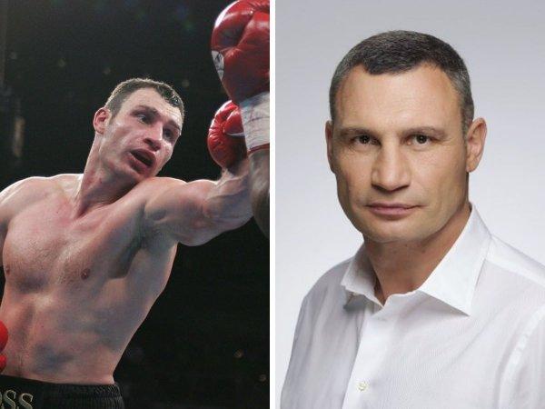 Виталий Кличко (49 лет)