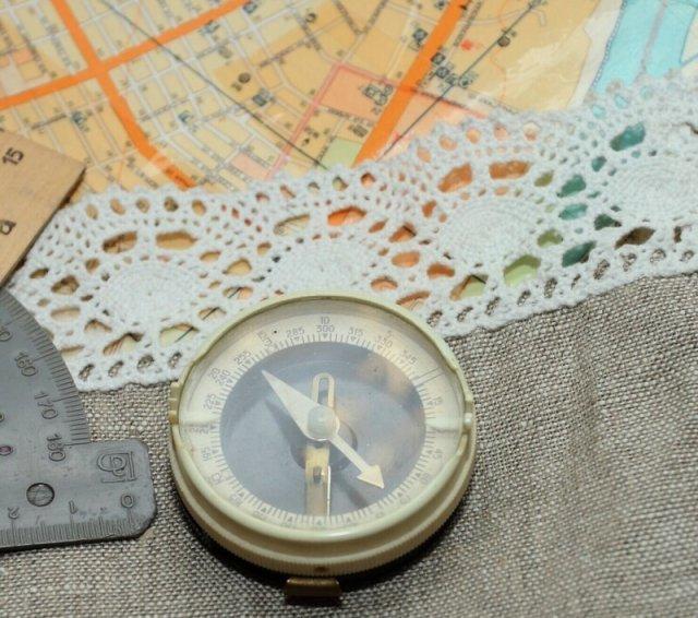 Советский компас