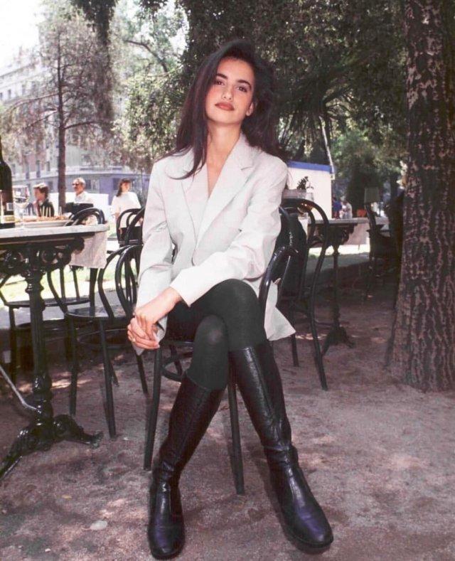Пенелопа Крус, 1993 год.