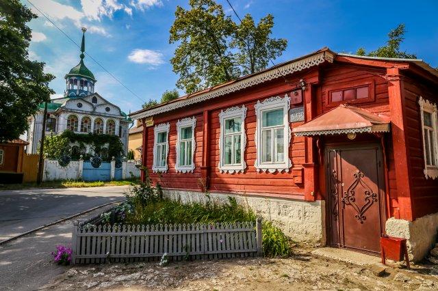 Литературно-мемориальный музей И. А. Бунина