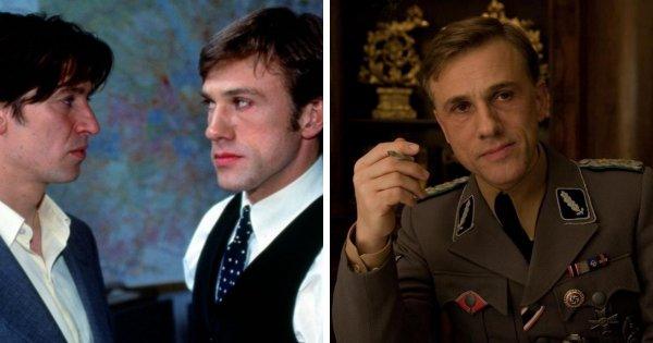 Кристоф Вальц появлялся в сериале «Комиссар Рекс»