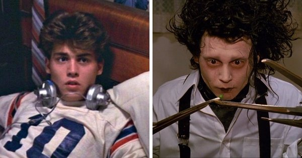 Джонни Депп появлялся в фильме «Кошмар на улице Вязов» (1984)
