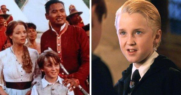 Том Фелтон появлялся в фильме «Анна и король» (1999)