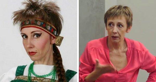 Татьяна Иванова (55 лет)