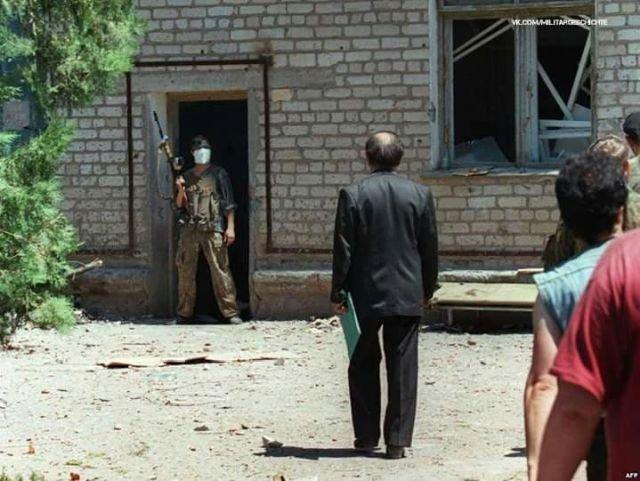 Переговоры с террористом. Буденновск, 1995 год.
