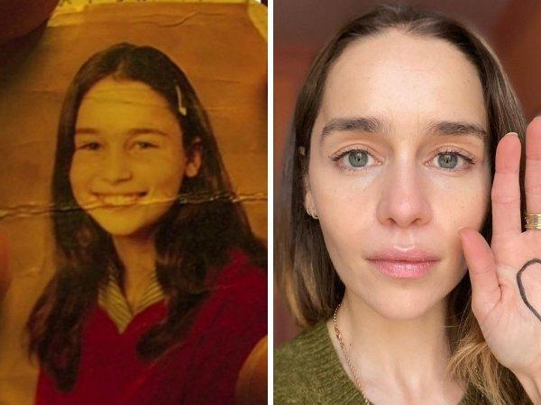 Эмилия Кларк (34 года)