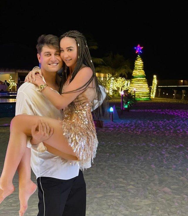 Ольга Бузова ушла от блогера Давида Манукяна после фейковой свадьбы