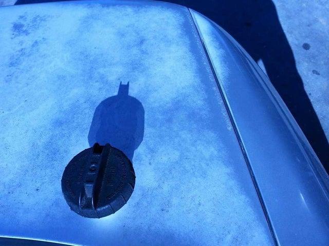 О нет, меня выследил Бэтмен