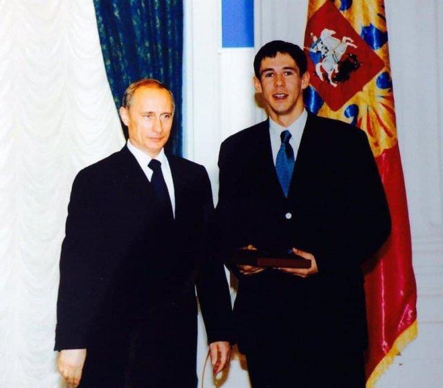 В 2003 Панин стал Лауреатом Государственной Премии РФ.