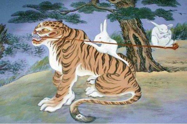 В корейских народных сказках вместо привычного нам выражения «Жили-были» повествование обычно начинается со слов «Когда тигры курили»