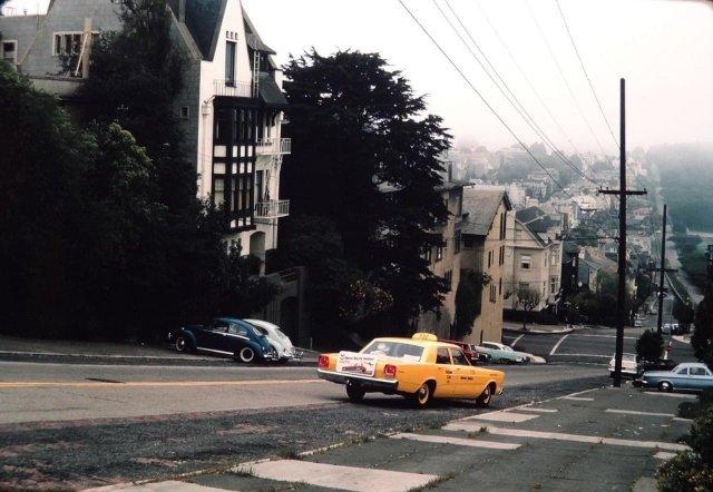 Сан-Франциско, 1966 год.