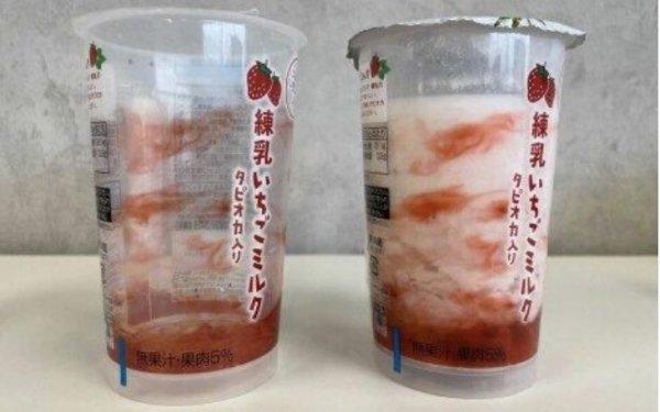 Упаковка, из-за которой кажется, что в напитке есть фрукты