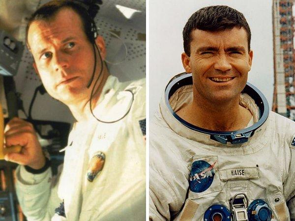 Фред Хейз — «Аполлон-13» (1995)