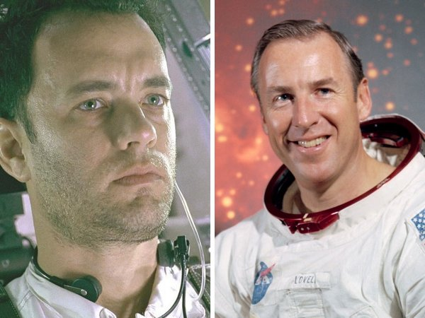 Джеймс Ловелл — «Аполлон-13» (1995)