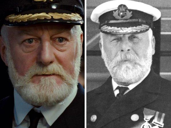 Эдвард Джон Смит — «Титаник» (1997)