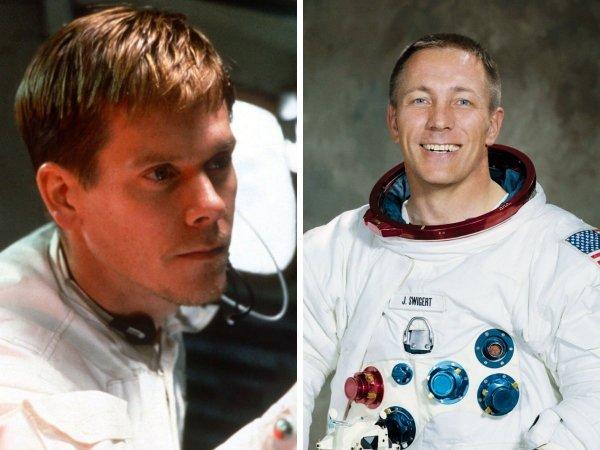 Джек Суайгерт — «Аполлон-13» (1995)