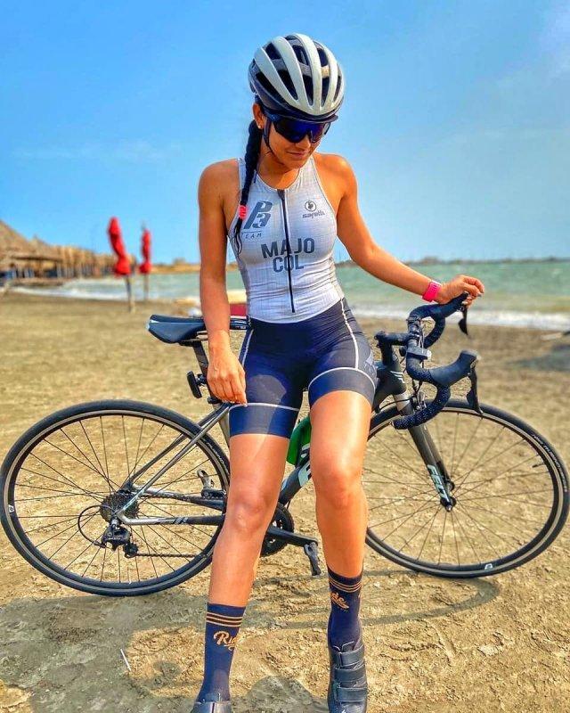 Вело-девушки. Часть 2