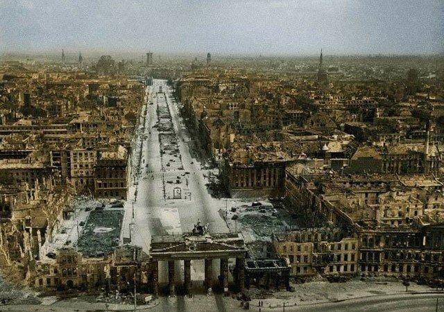 Берлин. Май, 1945 г.