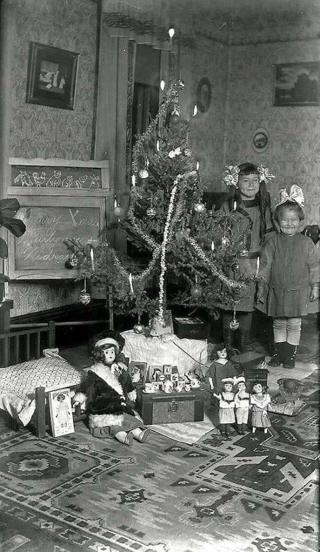 Нoвый гoд, 1912 гoд