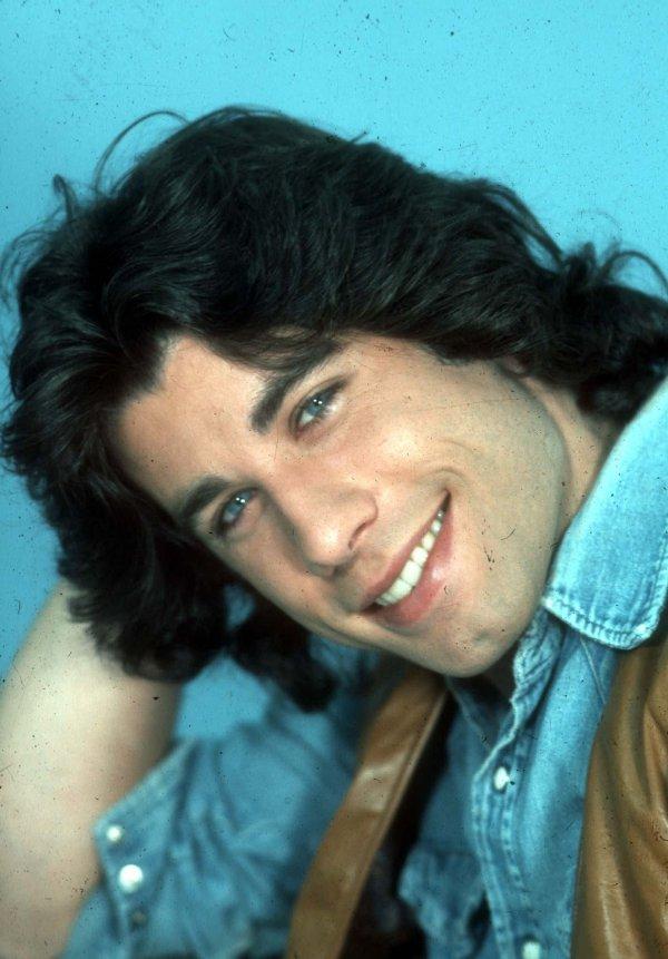 Джон Траволта в начале 70-х