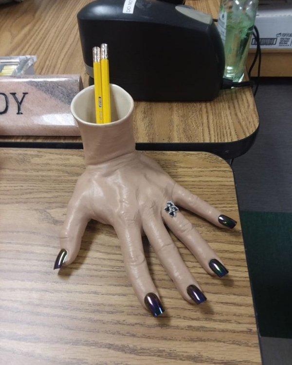 Ручка для ручек!