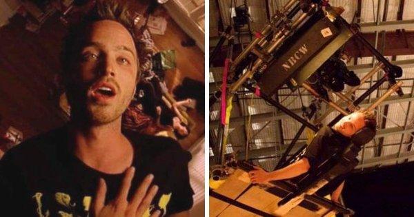 Как снималась сцена эйфории из сериала «Во все тяжкие» (2008-2013)