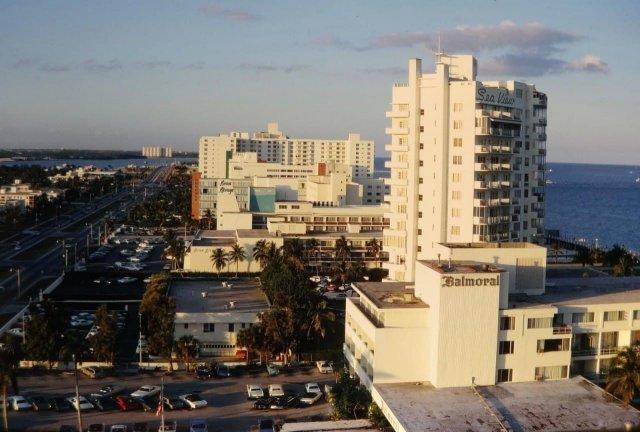 Бэл-Харбор, Флорида, 1968 год.