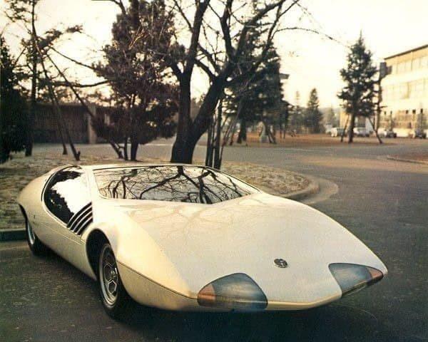 Toyota EX 3 1960-х