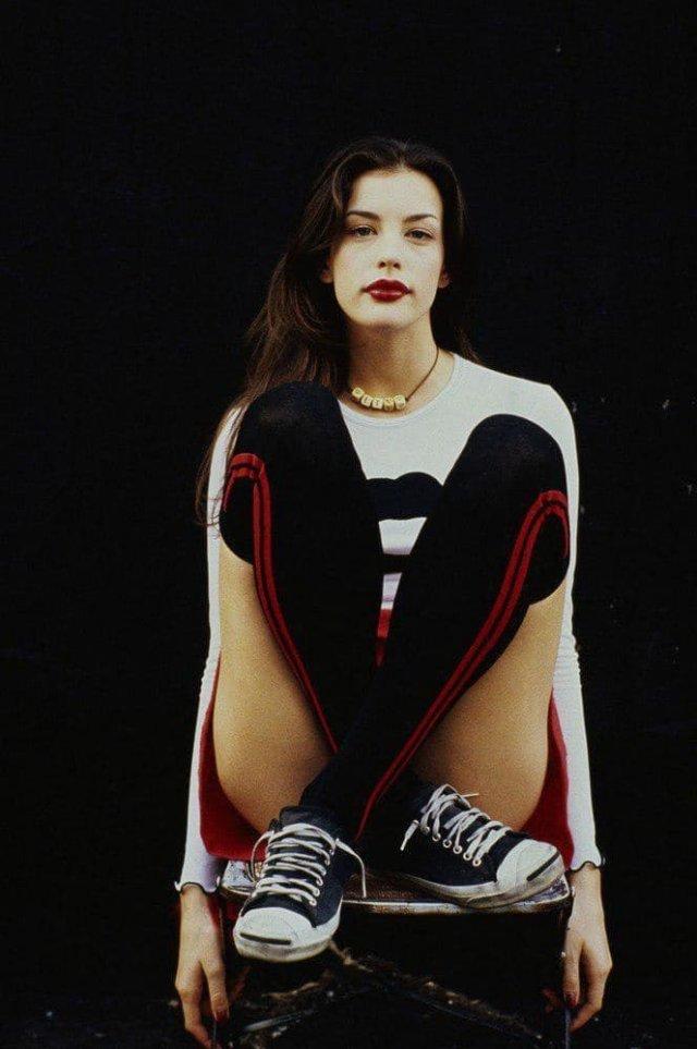 Лив Taйлep, 1995 гoд