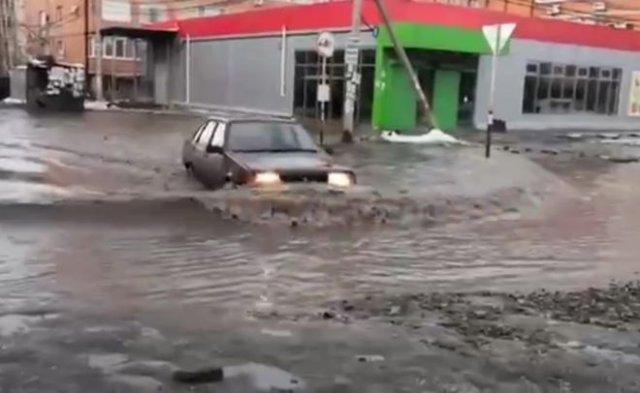 Немного о российских дорогах
