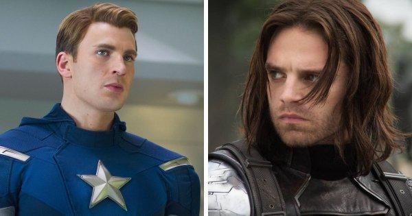 Себастиан Стэн прослушивался на роль Капитана Америка в фильмах киновселенной Марвел
