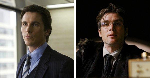 Киллиан Мёрфи пробовался на роль Бэтмена в «Бэтмен: Начало»