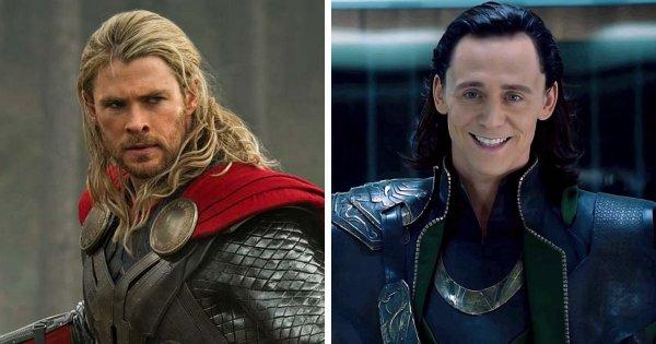 Том Хиддлстон пробовался на роль Тора в фильмах киновселенной Марвел