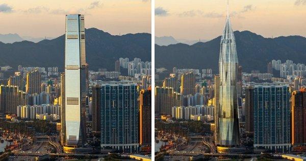Международный коммерческий центр, Гонконг
