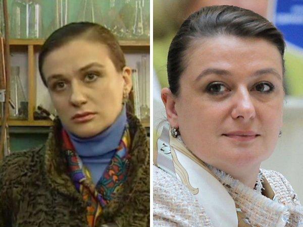 Анастасия Мельникова, 59 лет