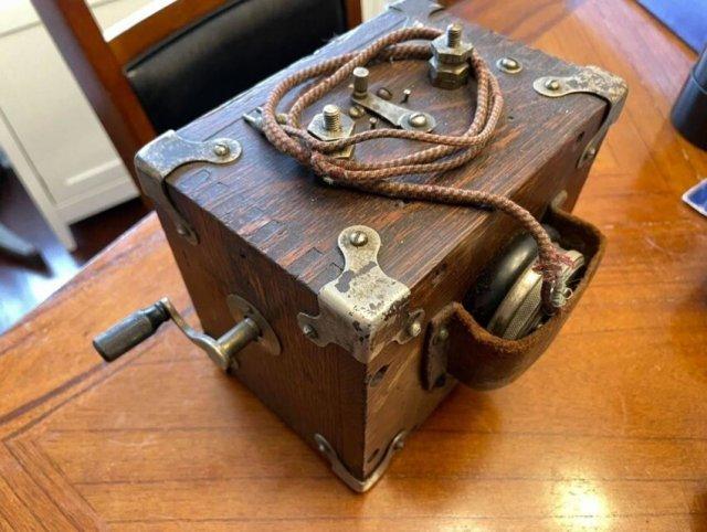 Телеграфный ящик