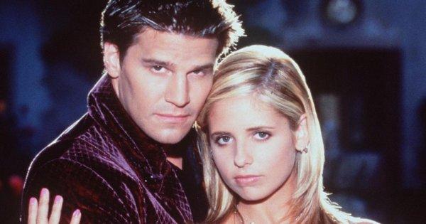Баффи и Ангел, «Баффи — истребительница вампиров» (1997-2003)