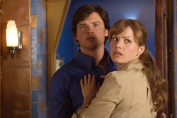 Кларк и Лоис, «Тайны Смолвиля» (2001-2011)