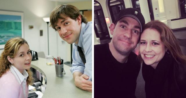 Джим и Пэм, «Офис» (2005-2013)