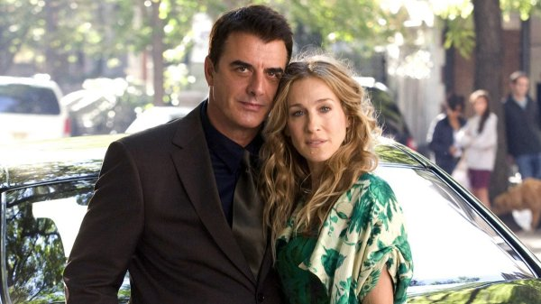 Кэрри и Биг, «Секс в большом городе» (1998-2004)