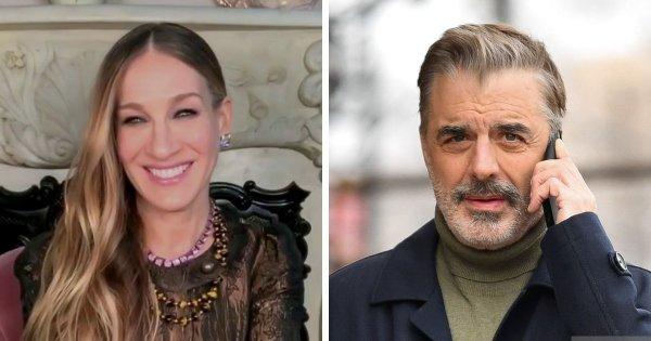 Актёры: Сара Джессика Паркер (55 лет) и Крис Нот (66 лет).