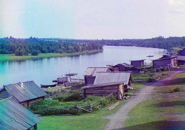 Винегрет исторических фото прошлых лет
